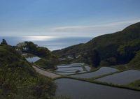 雄大な景観と蛇行する地形の美