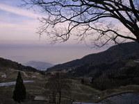佐渡島 岩首 棚田から見る海のサムネール画像