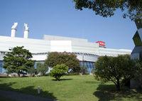 緑豊かなキリン横浜工場