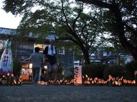 愛知県の足助市名産、「たんころり」とコラボ