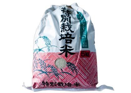 山形県特産米はえぬき