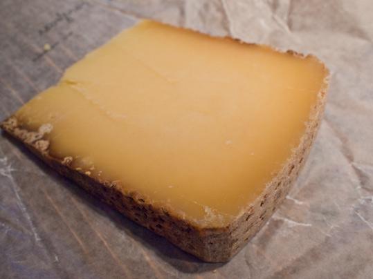 清水牧場 チーズ工房 バッカス